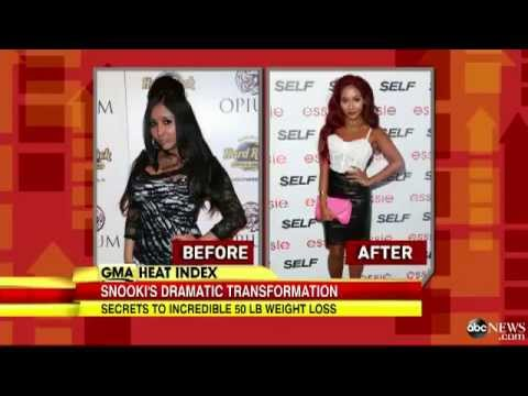 Snooki Recipe to Weight Loss