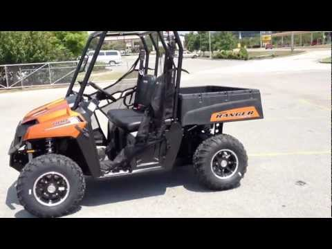 2013 Polaris Ranger 800 EFI Midsize LE in Nuclear Sunset Orange at Tommy's MotorSports