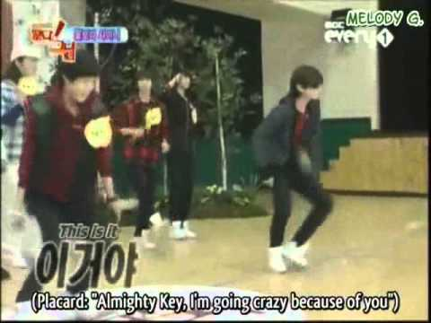 SHINee TAEKEY ( Taemin & Key) dance compilations Music Videos