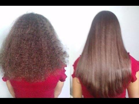 اسرع وصفة لتنعيم الشعر الخشن فى 30 دقيقة (شاهدى نتيجة مذهلة وبديله للكيراتين)