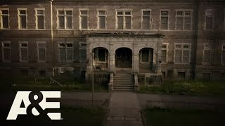 "A&E's ""World's Biggest Ghost Hunt: Pennhurst Asylum"" Premiers October 30 at 8PM ET/PT"