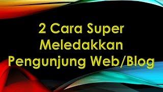 download lagu 2 Cara Super Mendatangkan Pengunjung Web, Blog, Atau Channel gratis