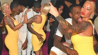 Download Amber Rose Hot PDA With Boyfriend Terrence Ross !! 3Gp Mp4