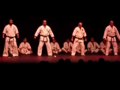 沖縄 空手道 剛柔流 尚武館 Suparinpei/Pechurin Kata (Okinawa Karate-do Goju-Ryu Shobukan do Brasil)
