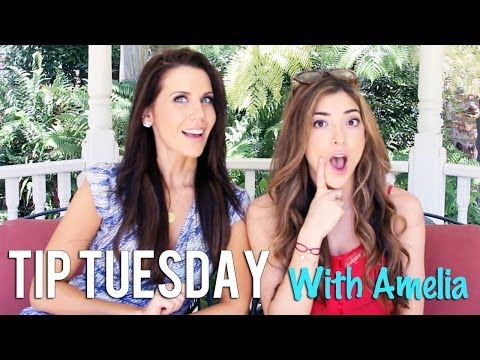 DISGUISE BLEMISHES with Amelia Liana | Tip Tuesday #56