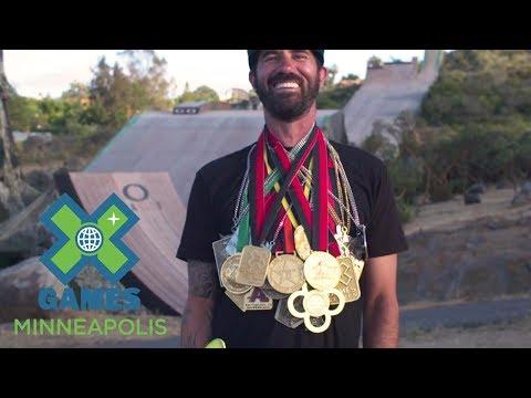 Bob Burnquist: Athlete Profile | X Games Minneapolis 2017