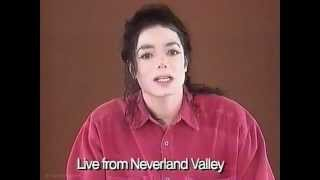 Michael Jackson - Neverland Statement 1993