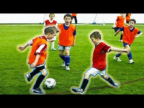 FUNNY KIDS IN FOOTBALL ● FAILS, SKILLS, GOALS #1