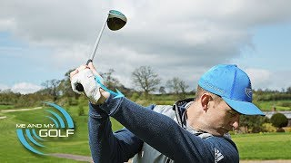 CONTROL THE CLUB FACE FOR STRAIGHTER DRIVES