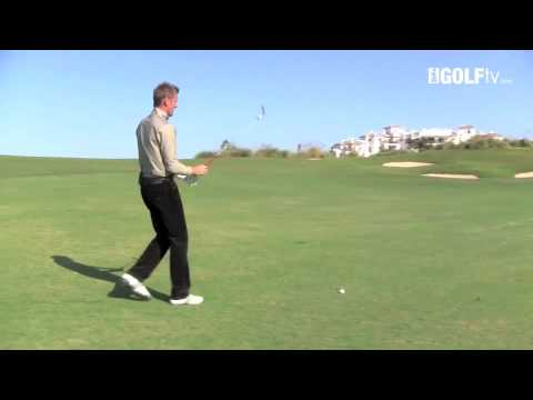 Golf Tips tv: Wedge control 1 swing 3 distances