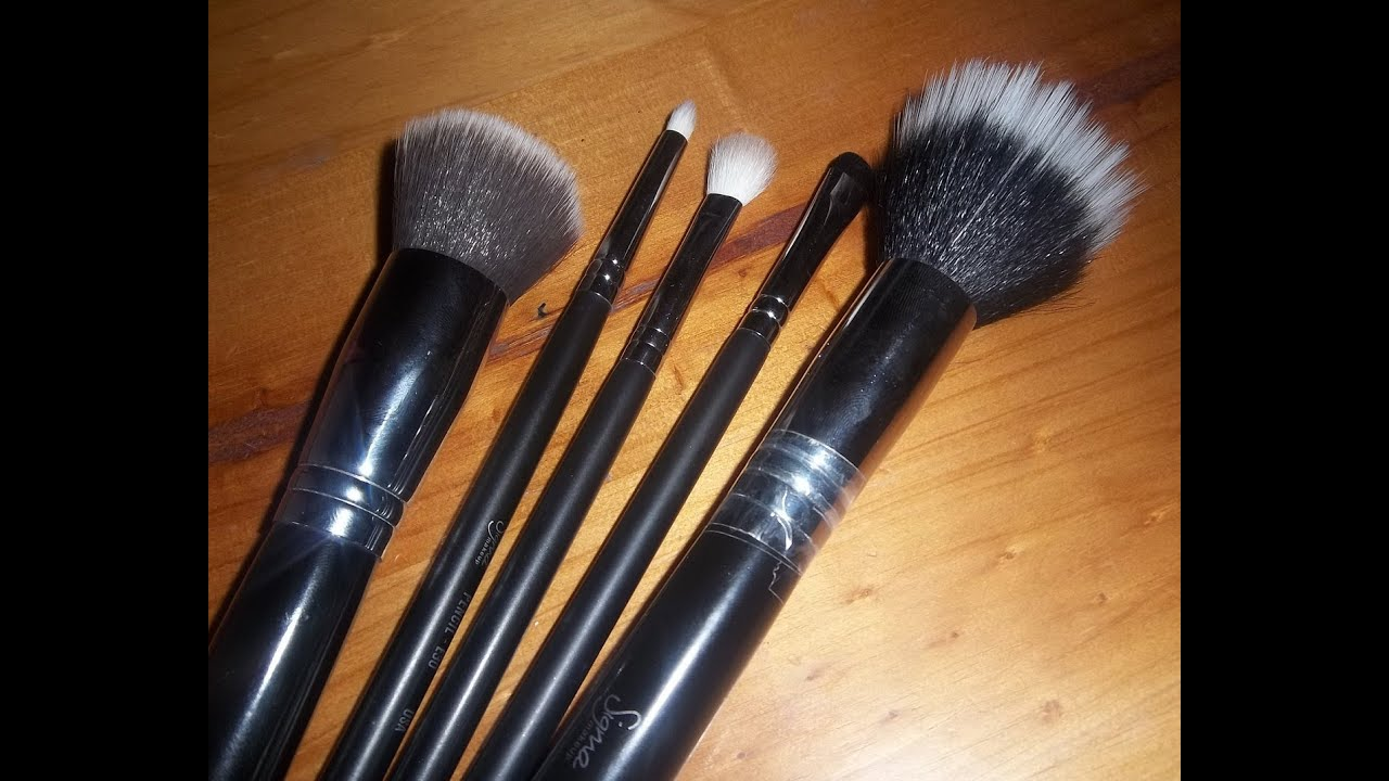 Stipple Brush Makeup my Top 5 Sigma Makeup Brushes
