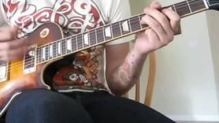 Thomas Erak (TFOT) - F C P R E M I X - Guitar Lesson