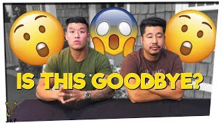 Joe, Bart, & Geo Are Quitting JustKiddingParty!?!?