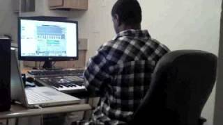 Beat Making Video 3 - Traumah Makes A Fire Beat!!!