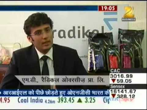 Zee Business   Basmati Rice Producer Radikal Overseas Braces for Growth with SAP Enablement