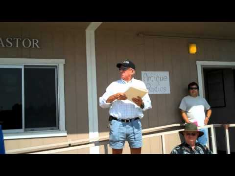 2011 SART Field day briefing BY Gordon WB6NOA