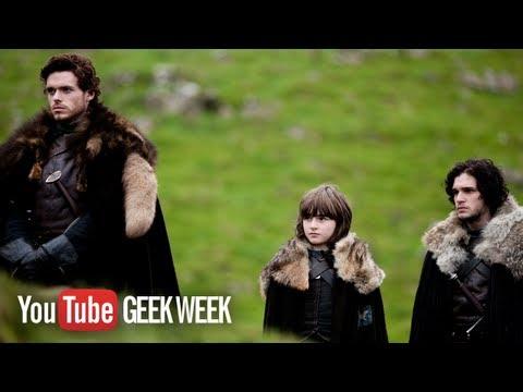 Game Of Thrones Family Tree Theory - Geek Week!