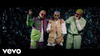 Download Song Jhay Cortez, J. Balvin, Bad Bunny - No Me Conoce (Remix) Free StafaMp3