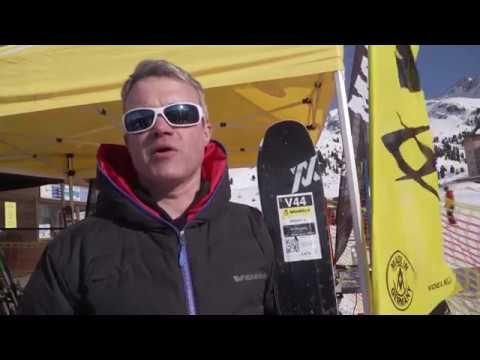 Ski Test Reviews 2016/17: Volkl 90Eight