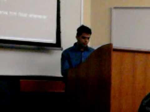 Header of Ashish Patel