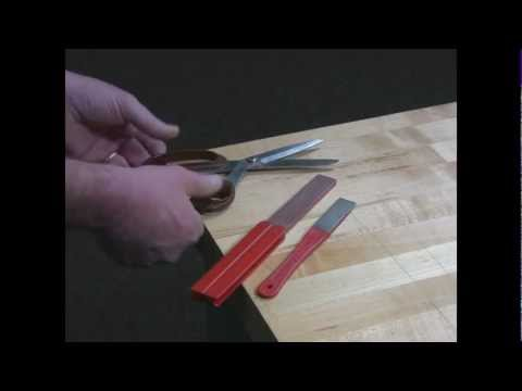 Video of Keep Your Scissors Sharp for the Holidays!