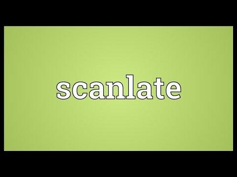 Header of scanlate