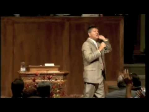 Pastor Tommy Bates Hold To Gods Unchanging Hand Jesus Paid It All