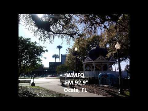 """WMFQ """"FM 92.9"""" Ocala, FL"""
