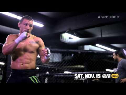 Bellator MMA 5 Rounds with Michael Chandler  Bellator 131 November 15th on Spike TV