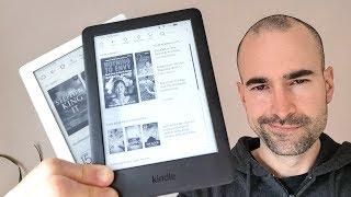 Amazon Kindle 2019 | Serious screen upgrade!