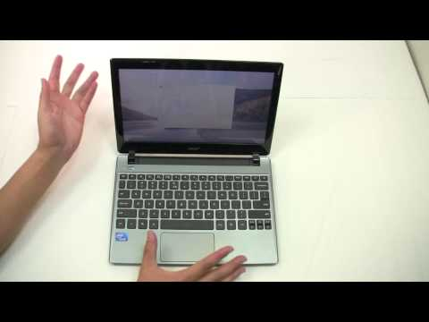 $200 Acer C7 Chromebook Overview and Specs