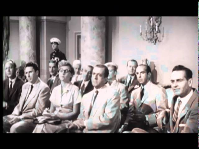 20 Million Miles to Earth Trailer -- Joan Taylor William Hopper