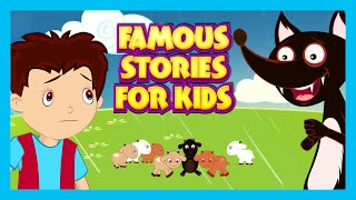 Famous Stories For Kids | Fairy Tales and More For Children | Animated Stories