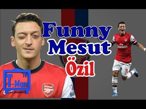 Funny Mesut Özil [HD]
