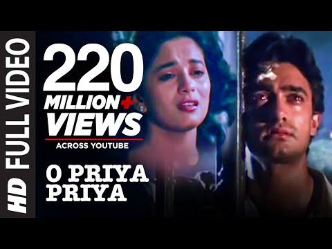 O Priya Priya Full Song | Dil | Aamir Khan Madhuri Dixit