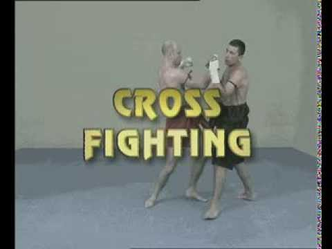 Cross Fighting Muay Thai & Brazilian Jiu Jitsu Techniques Image 1
