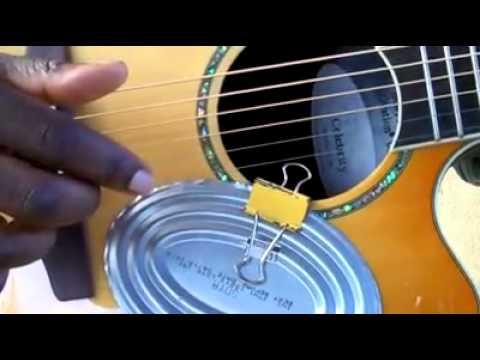 Гитара своими руками в гараже