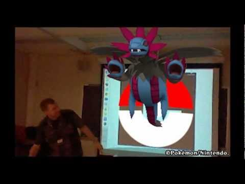 Pokedex AR Huge Size
