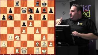 Understanding Strategic Ideas | Karpov vs. Kamsky 1992 - GM Ben Finegold - 2013.06.20