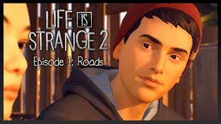 Life Is Strange 2 – Episode 1: Roads ★ Movie Edit / All Cutscenes