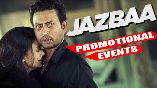 Jazbaa Full Movie ᴴᴰ (2015)   Aishwarya Rai, Irrfan Khan   Promotional Events