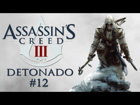 Assassin's Creed 3 Detonado: 6° Sequência 100% A Festa Do Chá Parte#12 PT-BR (HD) thumbnail
