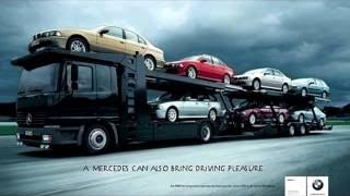 BMW VS AUDI COMMERCIAL WAR