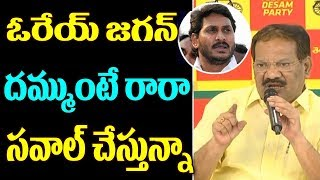 TDP Minister Nakka Anand Babu Challanges YS Jagan And Satires On Jagan | Top Telugu Media