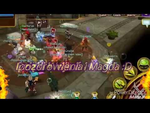 |Arcane Legends| Opening 36 Elite Golden Pirate Chest! :D