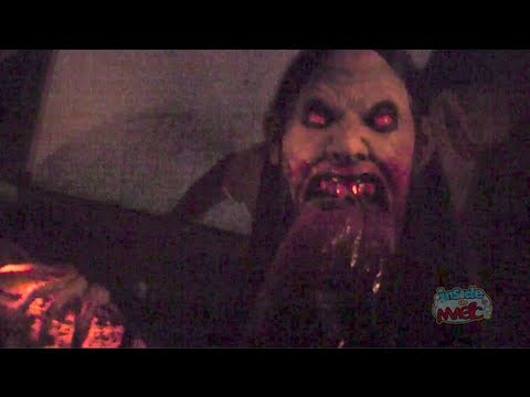 FULL La Llorona haunted house at Halloween Horror Nights 2012 Hollywood