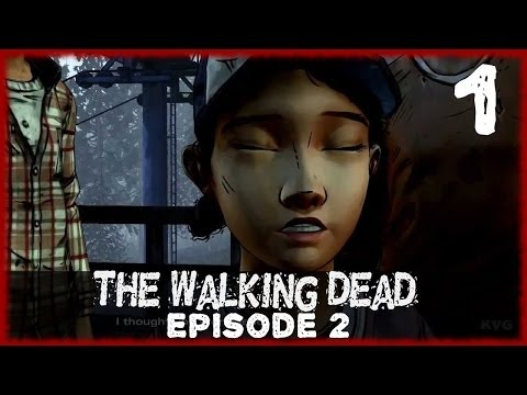 Let's Play: The Walking Dead Season 2 - Ep.2 Part 1 -