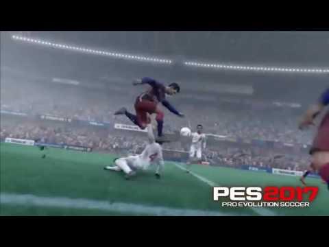 Скачать PES 2017 для android - Pro Evolution Soccer