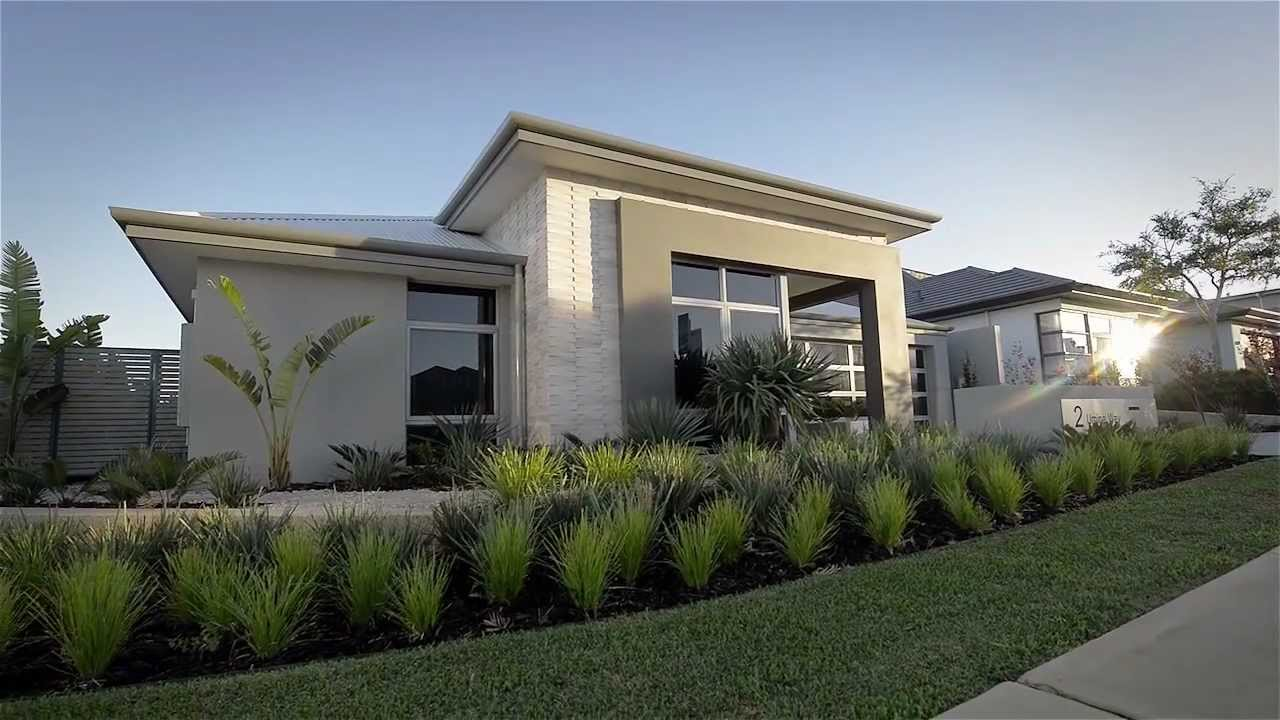 Abbey Road  Contemporary Home Designs  Dale Alcock Homes  YouTube
