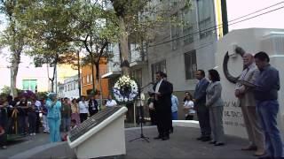 Tacubaya 11 de abril 1859 en voz de Juan Carlos Bonet